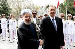 جمهوری آذربایجان, حسن روحانی