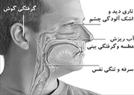 علائم حساسیتهای فصلی +فیلم
