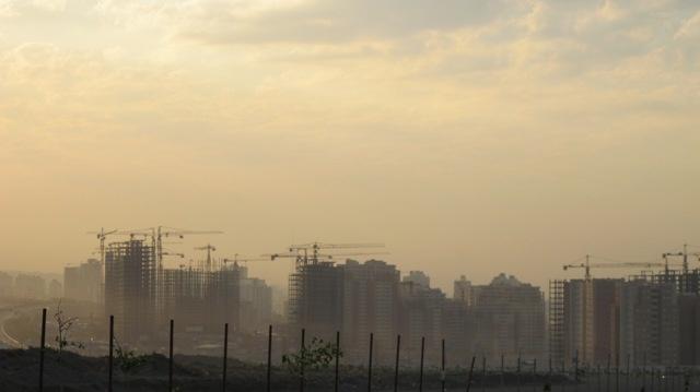 بنیاد تعاون سپاه و ارتش، اصلی ترین ساختمان سازهای تهران