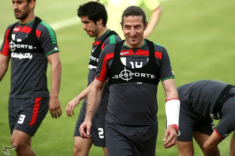 خرید لباس تیم ملی فوتبال ایران 2014