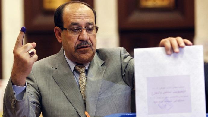 نتیجه انتخابات عراق: حزب مالکی در صدر قرار گرفت/ آیا مالکی باز هم نخست وزیر می شود؟