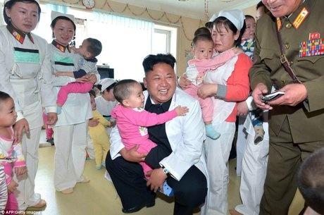 کیم جونگ اون,کره شمالی