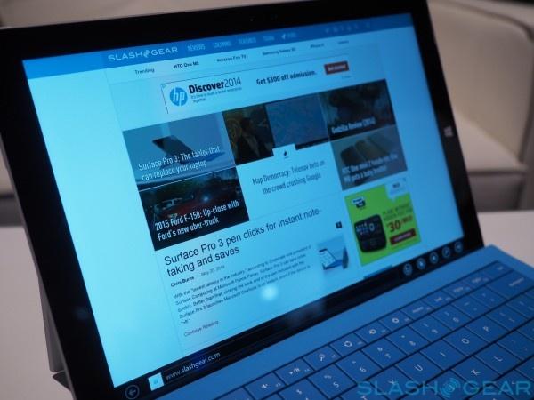 """رونمایی از تبلت """"سرفیس پرو3"""" مایکروسافت / تبلتی که واقعا جایگزین لپ تاپ است"""