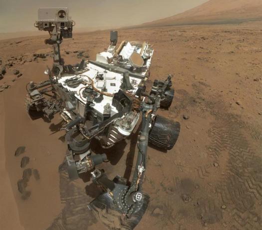 مسافران قاچاقی مریخ شناسایی شدند