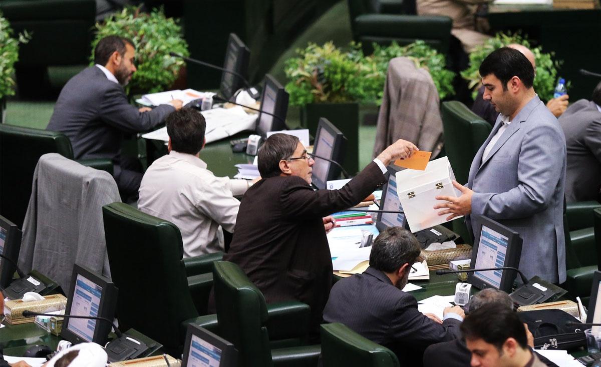 نمایندگان مجلس هیات رئیسه قوه مقننه را انتخاب کردند