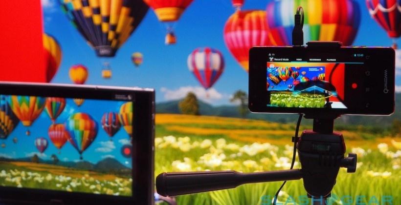 تمرکز کوآلکوم روی توسعه دوربینهای سه بعدی گوشی های هوشمند