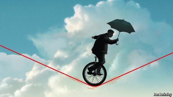 تحلیل اکونومیست از وضعیت امروز اقتصاد جهان/ جهان به سیاست مدارانی شجاع نیاز دارد
