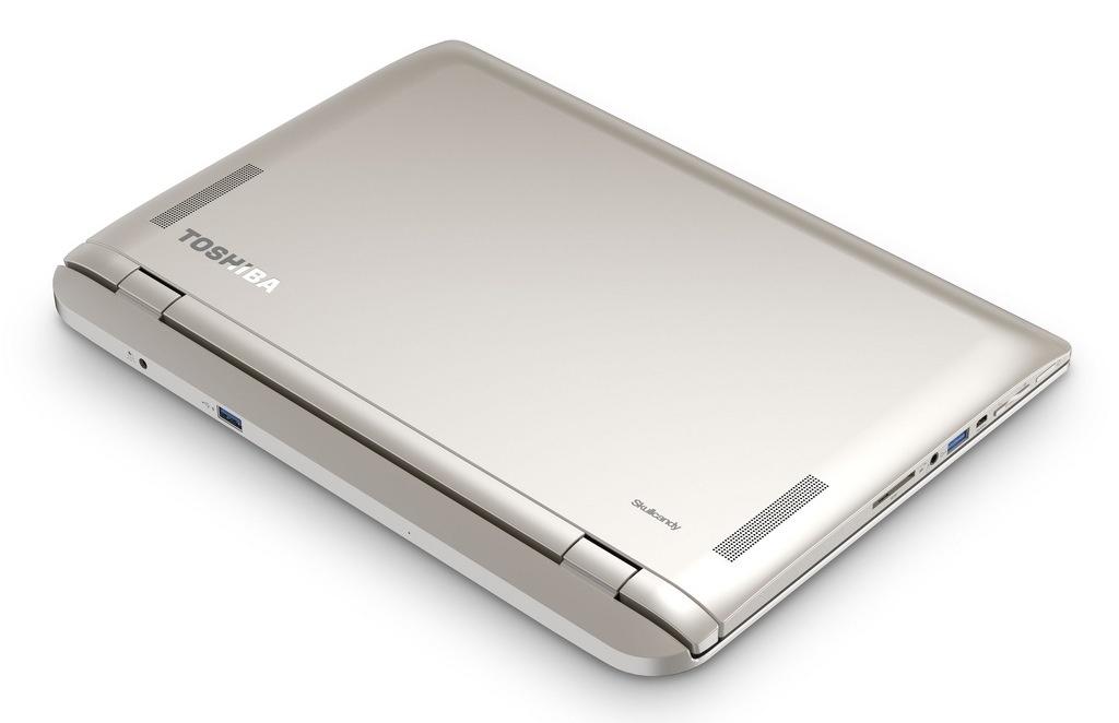 کلیک2 پرو، محصولی منحصربفرد از سری ستلایت توشیبا: هم تبلت،هم لپ تاپ