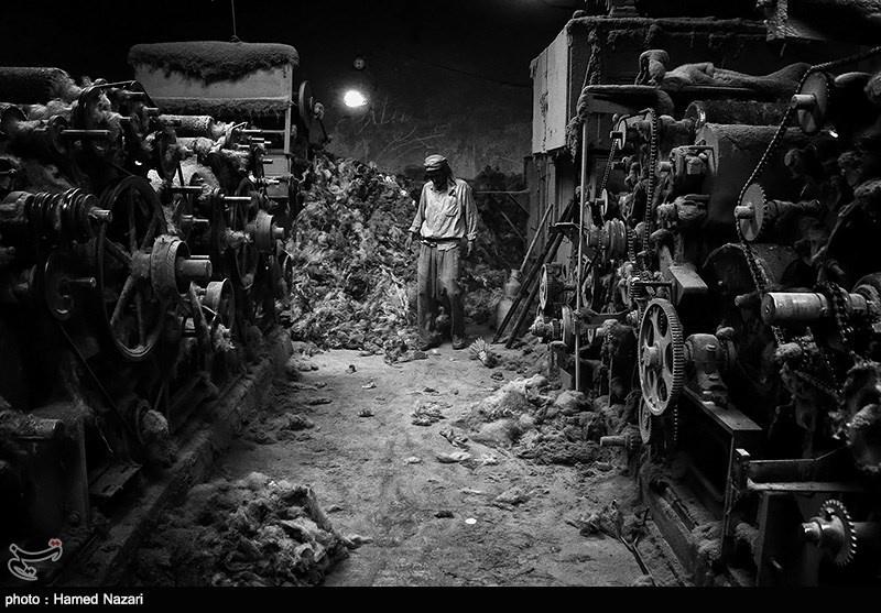 گزارشی از وضیت معیشتی کارگران صنعتی/ کارگران بیکار نگران آینده
