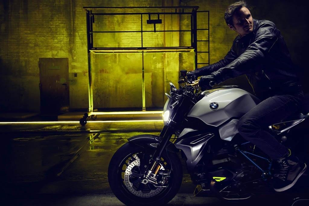 رونمایی از موتورسیکلت جدید بی.ام.و با حجم موتور 1170سیسی