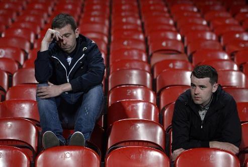 لحظهای که رویای 24 ساله هواداران لیورپول بر باد رفت