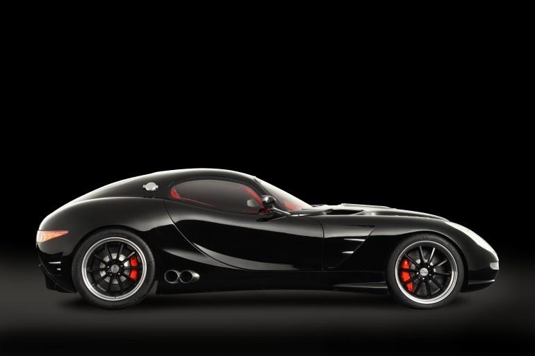 ترایدنت Iceni سریعترین خودروی اسپرت دیزلی جهان