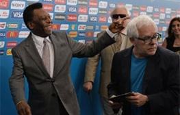معرفی ۱۰۰ بازیکن برتر تاریخ جام جهانی/پله اول است،مارادونا دوم/رونالدو بالاتر از مسی در رده سی و سوم