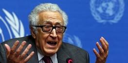اخضر ابراهیمی,بشار اسد,سوریه