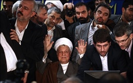 انتخابات ریاست جمهوری یازدهم,اکبر هاشمی رفسنجانی