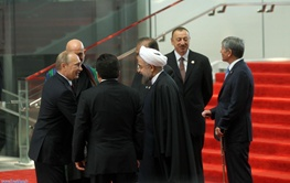 حسن روحانی, ولادیمیر پوتین, مذاکرات هسته ایران با 5 بعلاوه 1