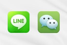 line لاین