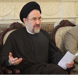دولت اصلاحات سید محمد خاتمی ,دفاع مقدس جنگ تحمیلی ,سید محمد خاتمی
