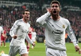 ۴۰۰ هزار یورو پاداش قهرمانی بازیکنان رئال مادرید در لیگ قهرمانان