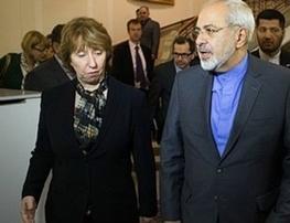 محمدجواد ظریف,کاترین اشتون