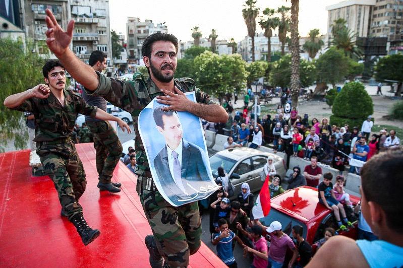 نخستین انتخابات ریاست جمهوری سوریه