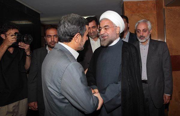 مقایسه 8 سال دولت احمدی نژاد و یک سال دولت روحانی /چه بودیم چه شدیم