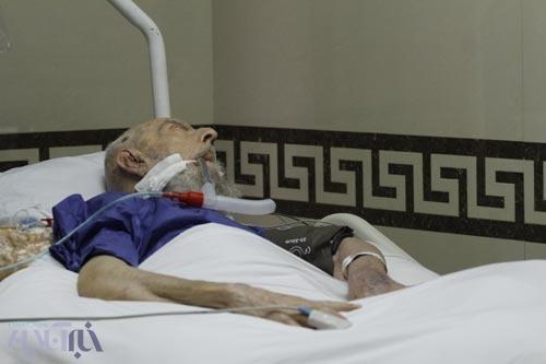 آیت الله محمدی گیلانی در بستر بیماری/ امیدواری به بهبود وضعیت عمومی رئیس سابق دیوان عالی کشور