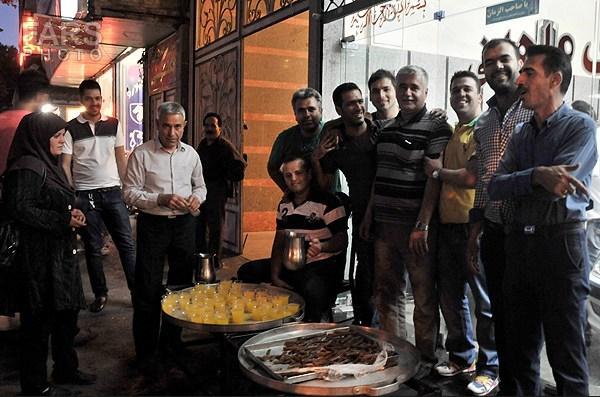 جشن نیمه شعبان در سطح شهر تهران