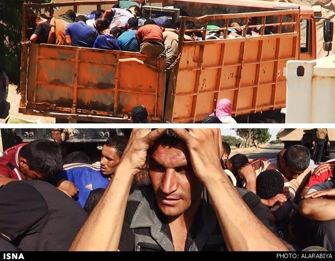 انتشار تصاویر اعدام دستهجمعی از سوی داعش در عراق