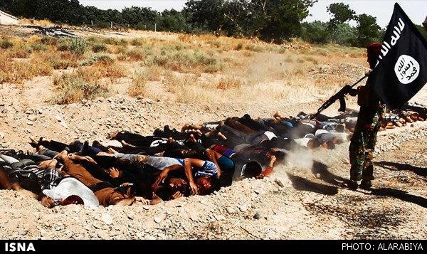 داعش سرریز می شود