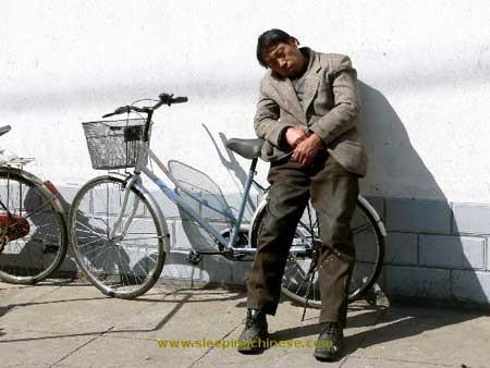 خوابیدن رازآلود اهالی روستایی در قزاقستان