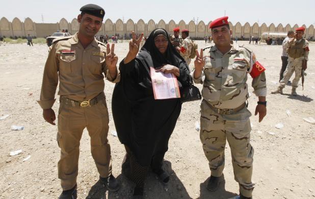 داعش امارت اسلامی عراق و شام , عراق