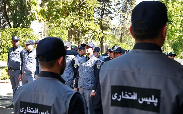 پلیس افتخاری شرایط عضویت پلیس افتخاری