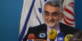 ایران و سوریه,علاءالدین بروجردی