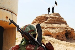 داعش امارت اسلامی عراق و شام ,محمدرضا نوروزپور,عراق