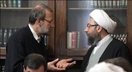 صادق لاریجانی,علی لاریجانی