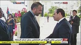 ایران و مصر,مصر