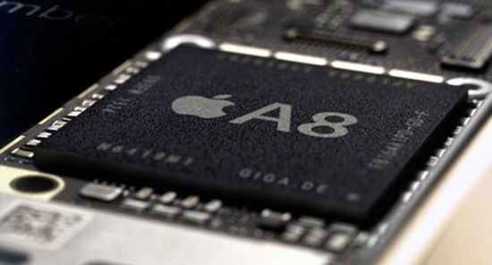 آیفون6 سریعترین سیپییوی جهان را خواهد داشت /A8 را ببینید
