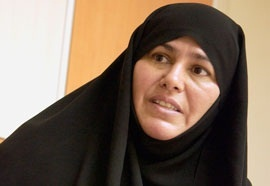 پاسخهای زهرا حسینی به مجله تایمز/ «دا»ی عربی زیر نظر سید حسن نصرالله