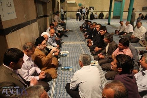سید محمد خاتمی,جانبازان و ایثارگران