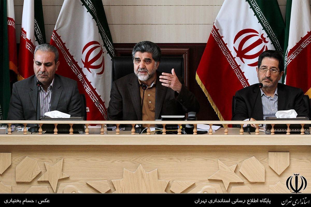 استاندار جیرهبندی آب در تهران را تکذیب کرد/ ۳ مصوبه برای کاهش مصرف برق در ادارات دولتی