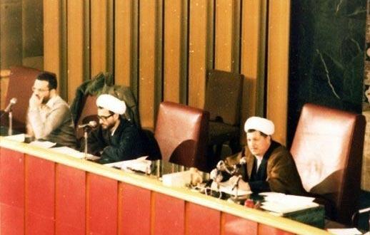 بازخوانی تاریخ/دفاع هاشمی از ناطق نوری در مجلس: نبودن آقای ناطق در دولت ضرر عمدهای برای انقلاب دارد