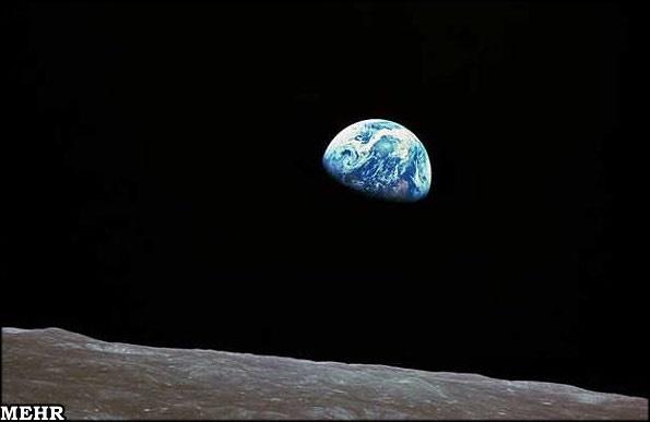 جدیدترین تصاویر ناسا از گردش ماه