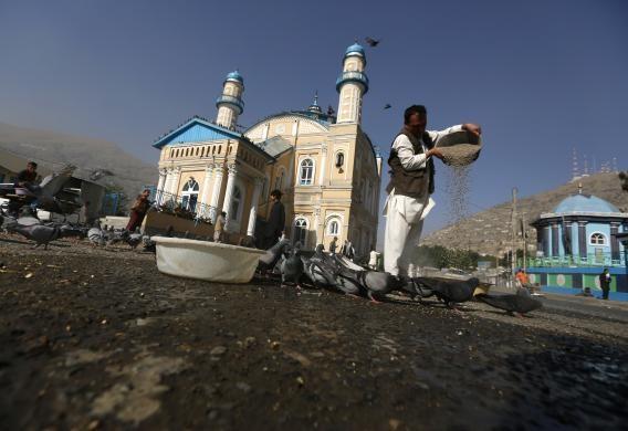 عید فطر در کشورهای جنگزده از لنز عکاس رویترز