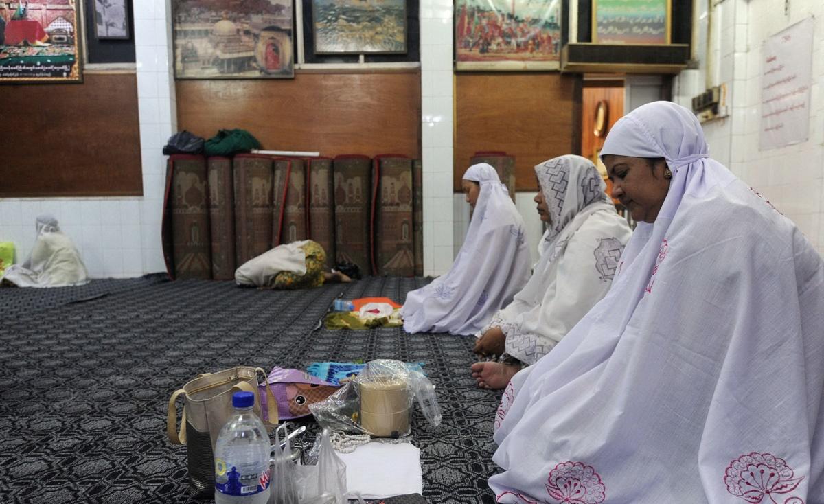 حال و هوای ماه مبارک رمضان در کشور های اسلامی