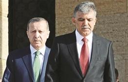 ترکیه,عبدالله گل,رجب طیب اردوغان
