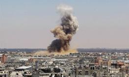 حمله رژیم صهیونیستی به غزه,علی لاریجانی,غزه