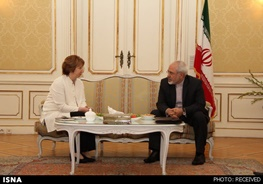 کاترین اشتون,محمدجواد ظریف,مذاکرات هسته ایران با 5 بعلاوه 1