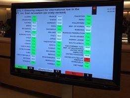 شورای حقوق بشر سازمان ملل,حمله رژیم صهیونیستی به غزه,غزه