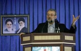 علی لاریجانی,حمله رژیم صهیونیستی به غزه